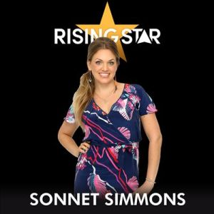 Rising Star ABC Sonnet Simmons