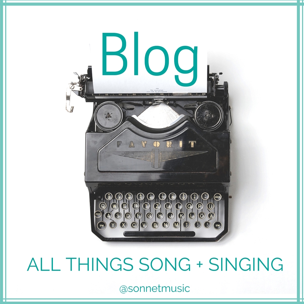 Sonnet Music Blog