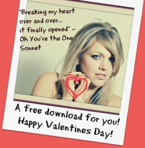 Valentine's Day Love Song Sonnet Simmons Love Song